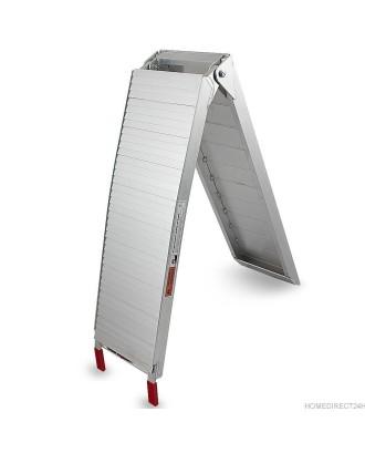Aliuminio sulankstoma rampa 340 kg (1 vnt)
